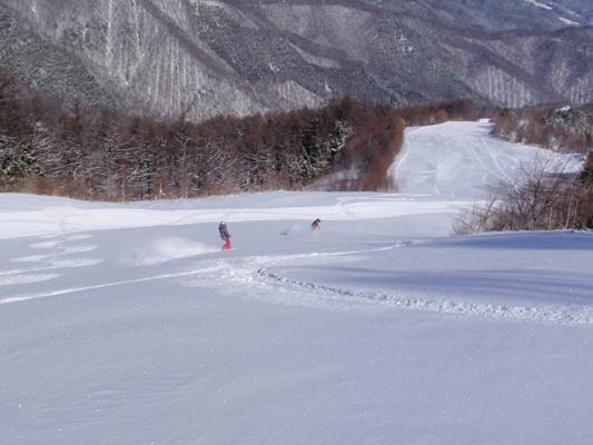 立ヶ峰コース